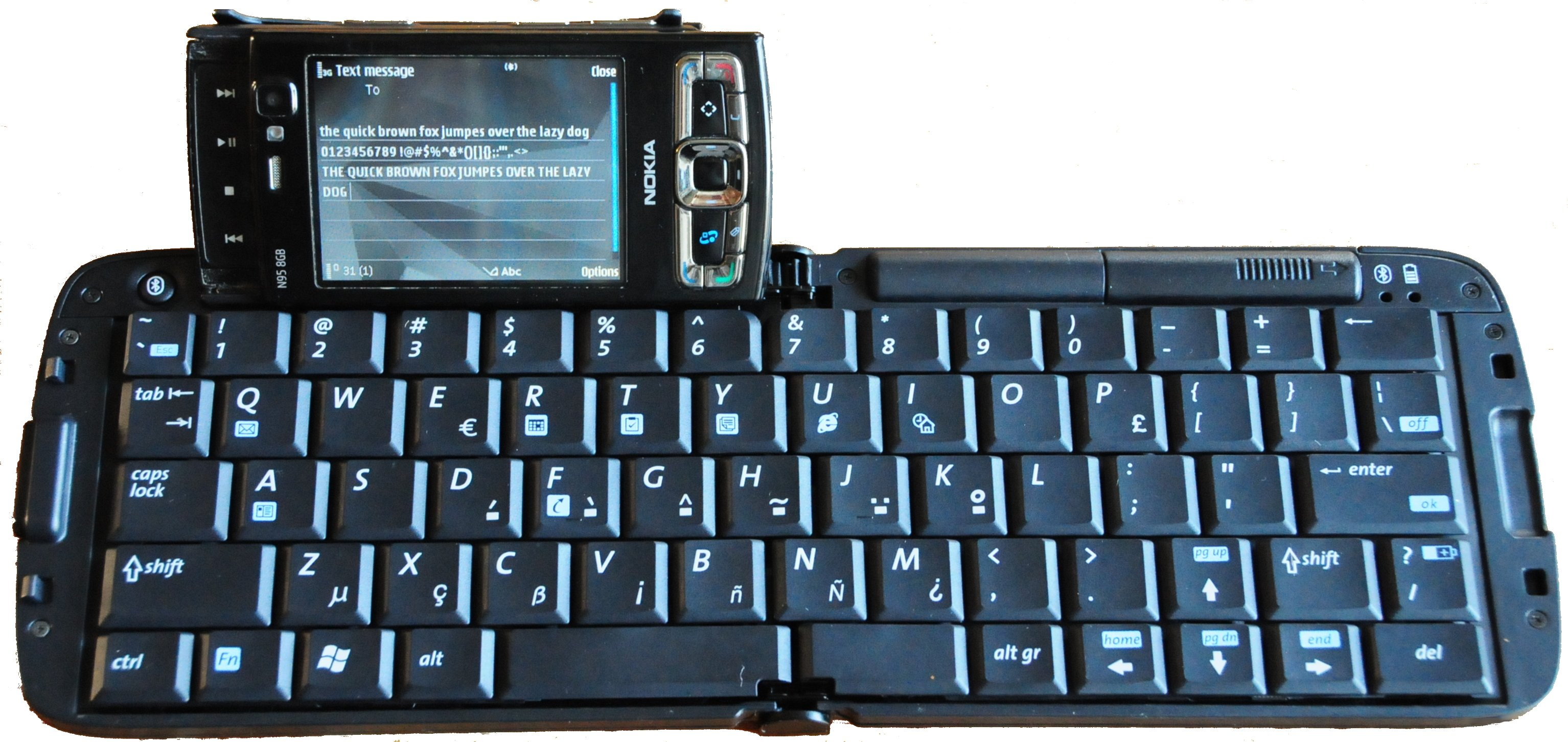 how to connect a phone to protab bluetooth keyboard