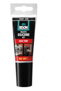 bison mastic silicone kit high temp
